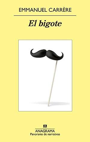 El bigote: Carrere, Emmanuel