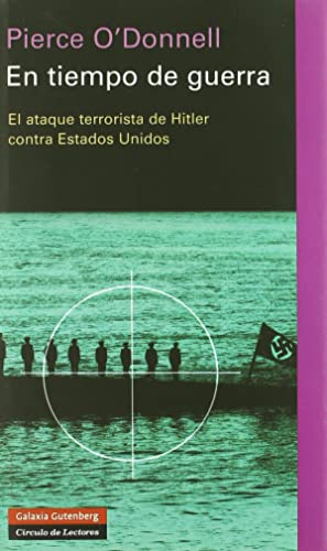 Tiempo de guerra el ataque terrorista de: O'donnell, Pierce