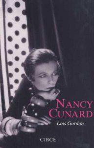 Nancy cunard: Gordon,Lois