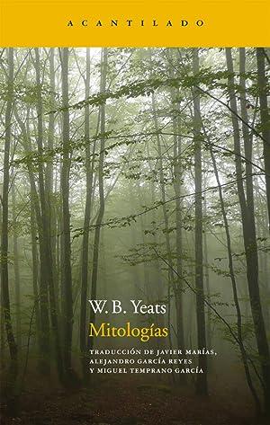 Mitologías: Yeats, William Butler