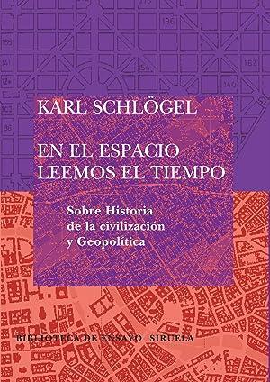 En el espacio leemos tiempo: Schogel, Karl