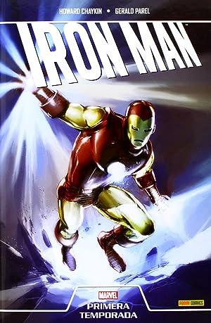 Primera temporada: iron man: Chaykin, Howard