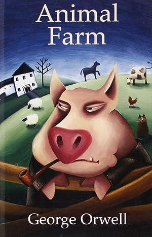 Animal farm. New literatura: Orwell, George