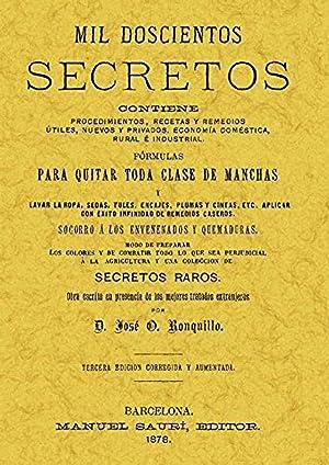 Mil doscientos secretos: Oriol Ronquillo, José
