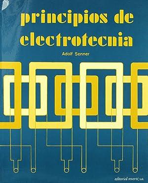 Principios de electrotecnia: Senner, A.