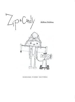 Zip y Candy: Nishino, Akihiro