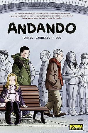 Andando: Carreres, Albert/Torres, Alejandro/Riego, Daniel