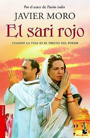 El sari rojo: Javier Moro