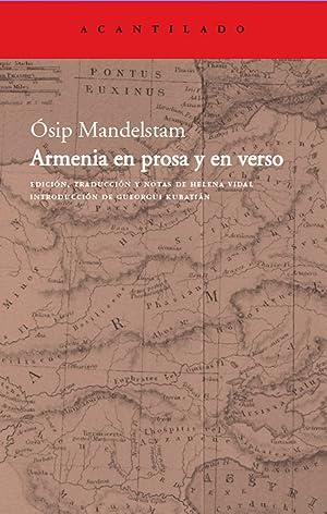Armenia en prosa y verso: Mandelstam, Ossip