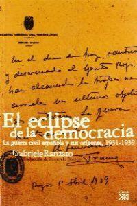 El eclipse de la democracia La Guerra: Ranzato, Gabrielle