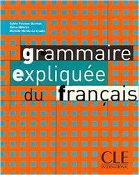 Livre.interm.grammaire expliquee du francais: Poisson-quinton, Sylvie