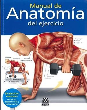 Manual anatomía del ejercicio: Ashwell, Ken