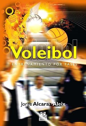 Voleibol entrenamiento por fases: Alcaraz, Jorge