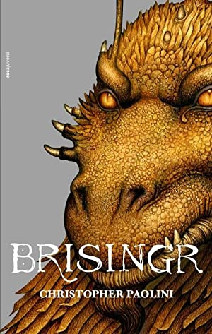 Brisingr Biblioteca el legado: Paolini, Christopher