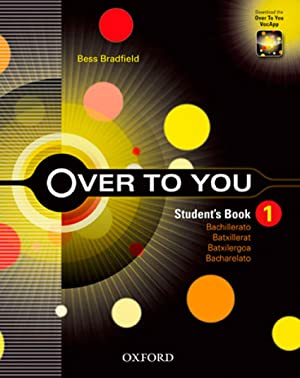 13).over to you 1ºbach.(student book): Bradfield, Bess