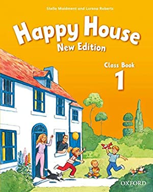 13).happy house 1ºprim.coursebook (academia): Maidment, Stella