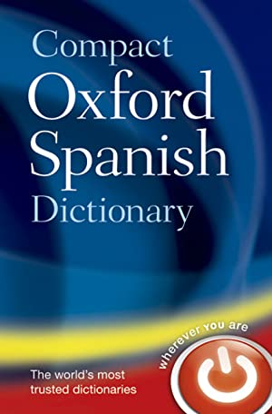 Oxford English Compact Dictionary Español-Inglés / Inglés-Es