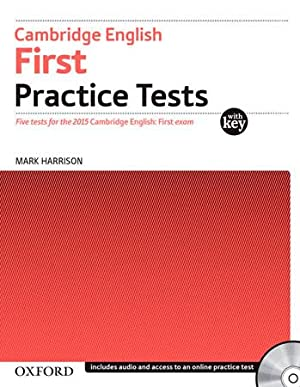 14).first certif.practice tests.(key+cd).(fce): Harrison, Mark
