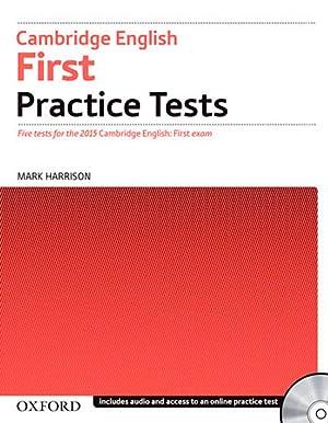 14).first certif.practices tests.(-key).(fce): Harrison, Mark