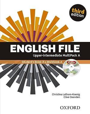 14).english file upper-intermediate multipack a: Oxenden, Clive