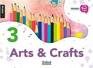 14).arts & craft 3ºprim.pack.(libro+cd) (modulos): García Abellán, Ana