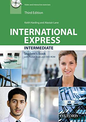 14).int.express intermediate.(students+cd).3ªed: Harding, Keith