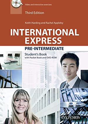 14).int.express pre-inter.(students+cd): Harding, Keith