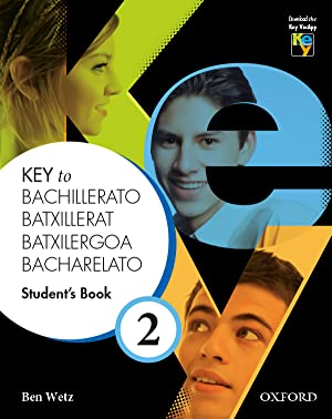 14).key to bachillerato 2.students: Wetz, Ben