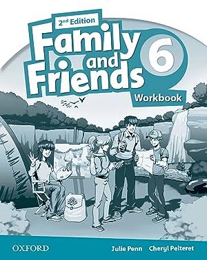 (14).family & friends 6.prim.(workbook).2ªed: Penn, Julie