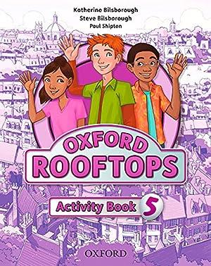 14).rooftops 5º.prim.(activity book): Bilsborough, Katherine