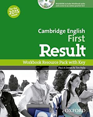 15).fce result workbook with key (cd-rom pack: Davies, Paul A.