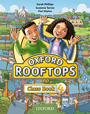15).rooftops 4º.prim.(class book): Sarah Philips, Suzanne Torres, Paul Shipton