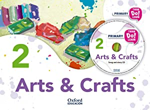 15).arts & craft 2ºprim.pack (libro+cd) (modulos): Vv.Aa.