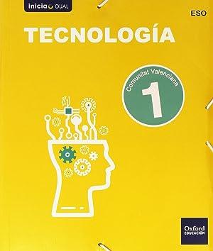 15).tecnologia 1ºeso (inicia) *valencia*: Vv.Aa.