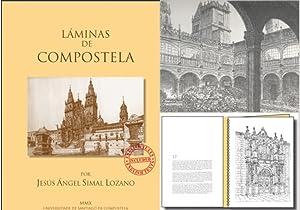 Láminas de Compostela: Simal Lozano, Jesús
