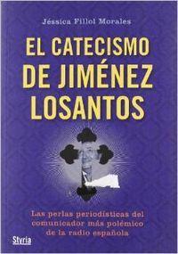 El catecismo de Jiménez Losantos: Jéssica Fillol Morales