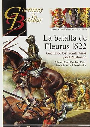 La batalla de Fleurus 1622: Esteban Ribas, Alberto