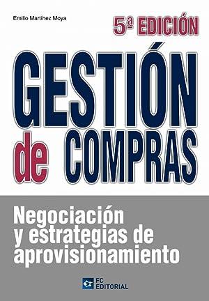 Gestión de compras: Martínez Moya, Emilio