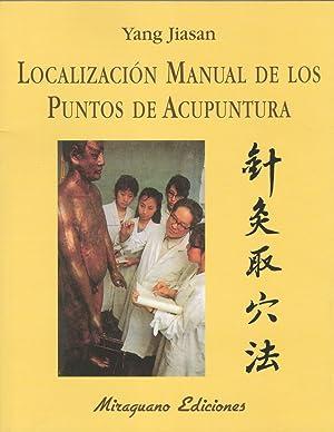 Localización Manual de los Puntos de Acupuntura: Jiasan, Yang