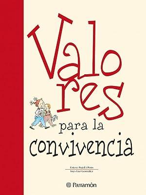 Valores para la convivencia: Pujol I Pons, Esteve