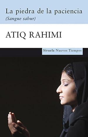 La piedra de la paciencia: Rahimi, Atiq