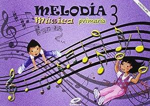 14).musica 3º.primaria.(melodia) (para galicia): Aa.Vv.