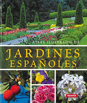 Atlas ilustrado de jardines españoles: Susaeta, Equipo