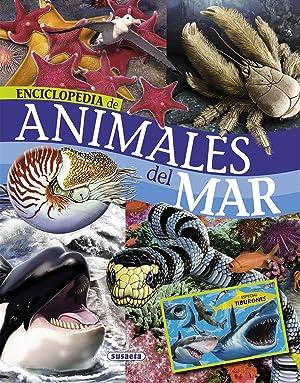 Enciclopedia de animales del mar: Susaeta, Equipo