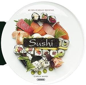 Sushi 60 deliciosas recetas: Bardi, Carla