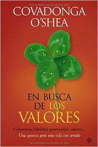 En busca de los valores: Covadonga O'Shea