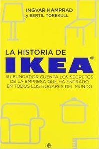 La historia de IKEA: Bertil Torekull