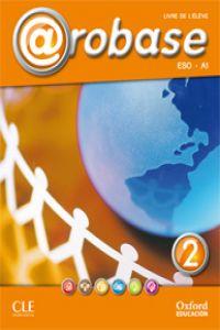 Ant/(11).arobase 2ºeso cahier + dvd-rom (frances): Schmitt, Sylvie