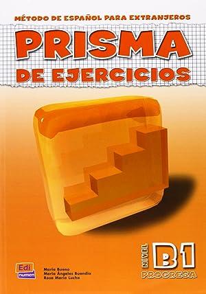 Prisma, método de español, nivel B1. Libro: Buendía Perni, María