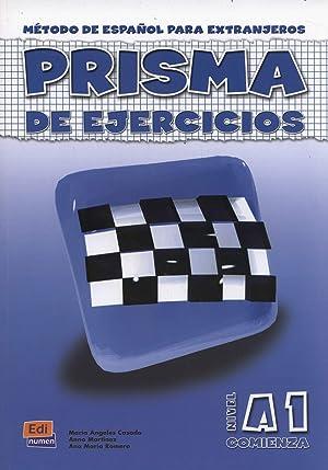 Prisma, método de español, nivel A1. Libro: Casado Pérez, María